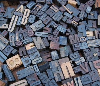 gruppo di lettere